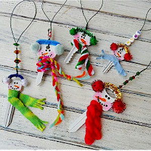 homemade christmas ornaments3
